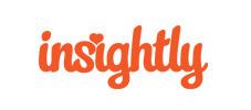 Best CRM Application Logo: Insightly