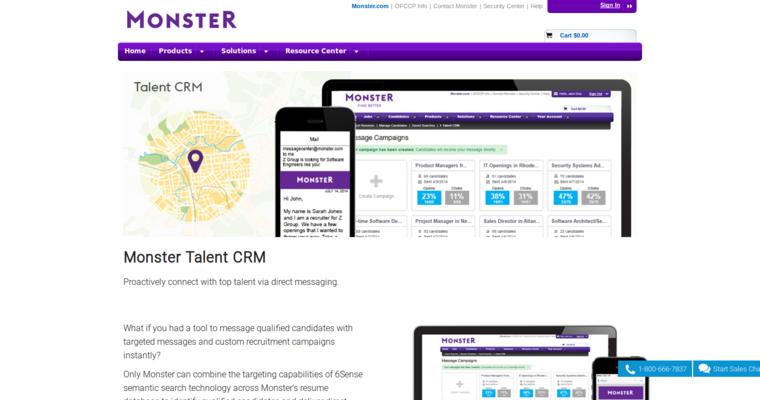 talent crm leading cloud crm software 10 best crm