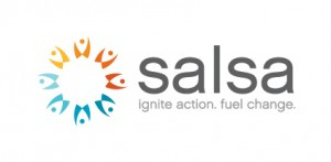 Top Non Profit CRM Software Logo: Salsa Labs