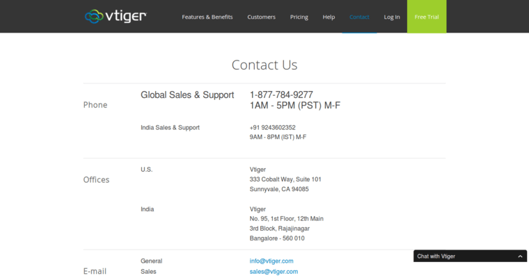 Vtiger | Best Open Source CRM Software | 10 Best CRM