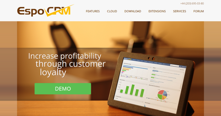 EspoCRM   Best Open Source CRM Software   10 Best CRM