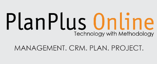 Top Real Estate CRM Software Logo: PlanPlus Online Real Estate