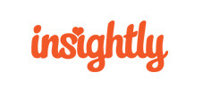 Best Startup CRM Solution Logo: Insightly